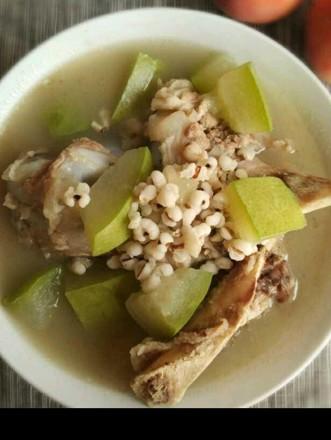 薏米骨头汤