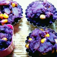 紫薯土豆玉米泥