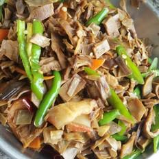 笋干焖肉or笋干炒肉