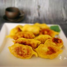 玉米面煎饺