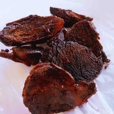 烤箱版黑椒牛肉干