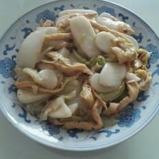 炒年糕(徽州小吃)