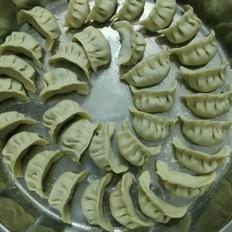 香菇木耳肉饺子