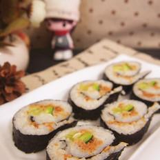 肉松寿司卷