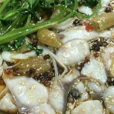 泡椒水煮鱼片