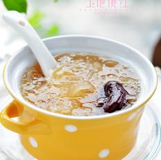 苏泊尔·皂角米银耳红枣汤