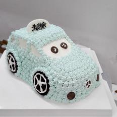 小汽车蛋糕