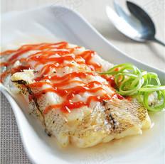香烤鳕鱼块