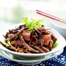 红烧茶树菇鸡块的做法大全