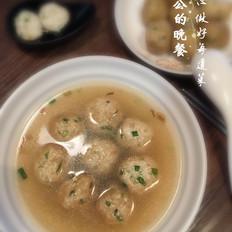豆腐肉丸子