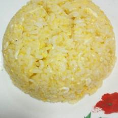 简易扬州蛋炒饭