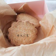 豆渣饼干发酵版