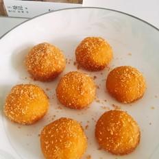 红薯糯米团