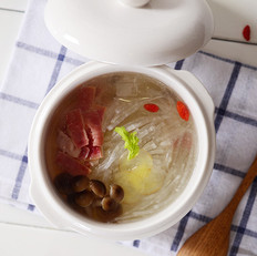 萝卜菌菇汤
