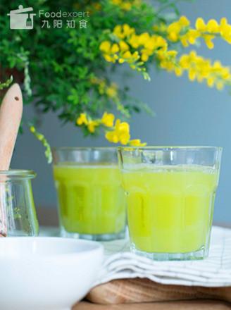 凤梨苦瓜汁的做法