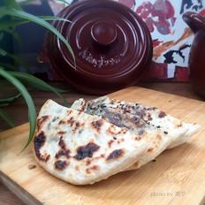 砂锅烤烧饼