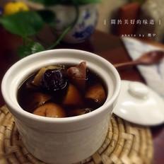 红枣莲藕汤