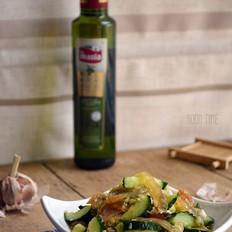 霸王超市  海蜇拌黄瓜