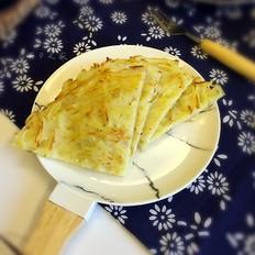 土豆丝煎饼