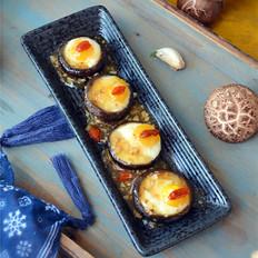 香菇烤鹌鹑蛋