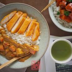 承味日式咖喱鸡排饭
