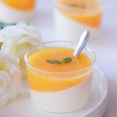 承味延世芒果牛奶布丁