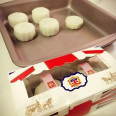 简单美味的冰皮月饼