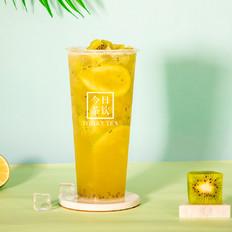 奇异果柠檬茶