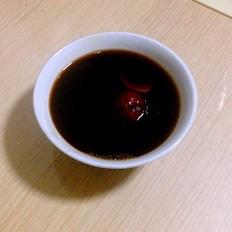 红枣姜糖水