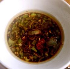 万能蘸汁-饺子包子拌凉菜