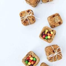 燕麦巧克力曲奇盒