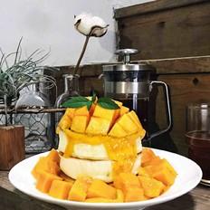 芒果厚饼饼