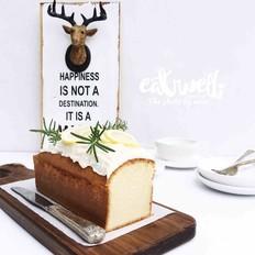 超柔软湿润—淡奶油磅蛋糕