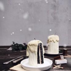 蜡烛蛋糕卷