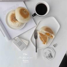 芋泥蛋黄麻糬肉松面包