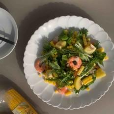 玉米沙拉的N种吃法