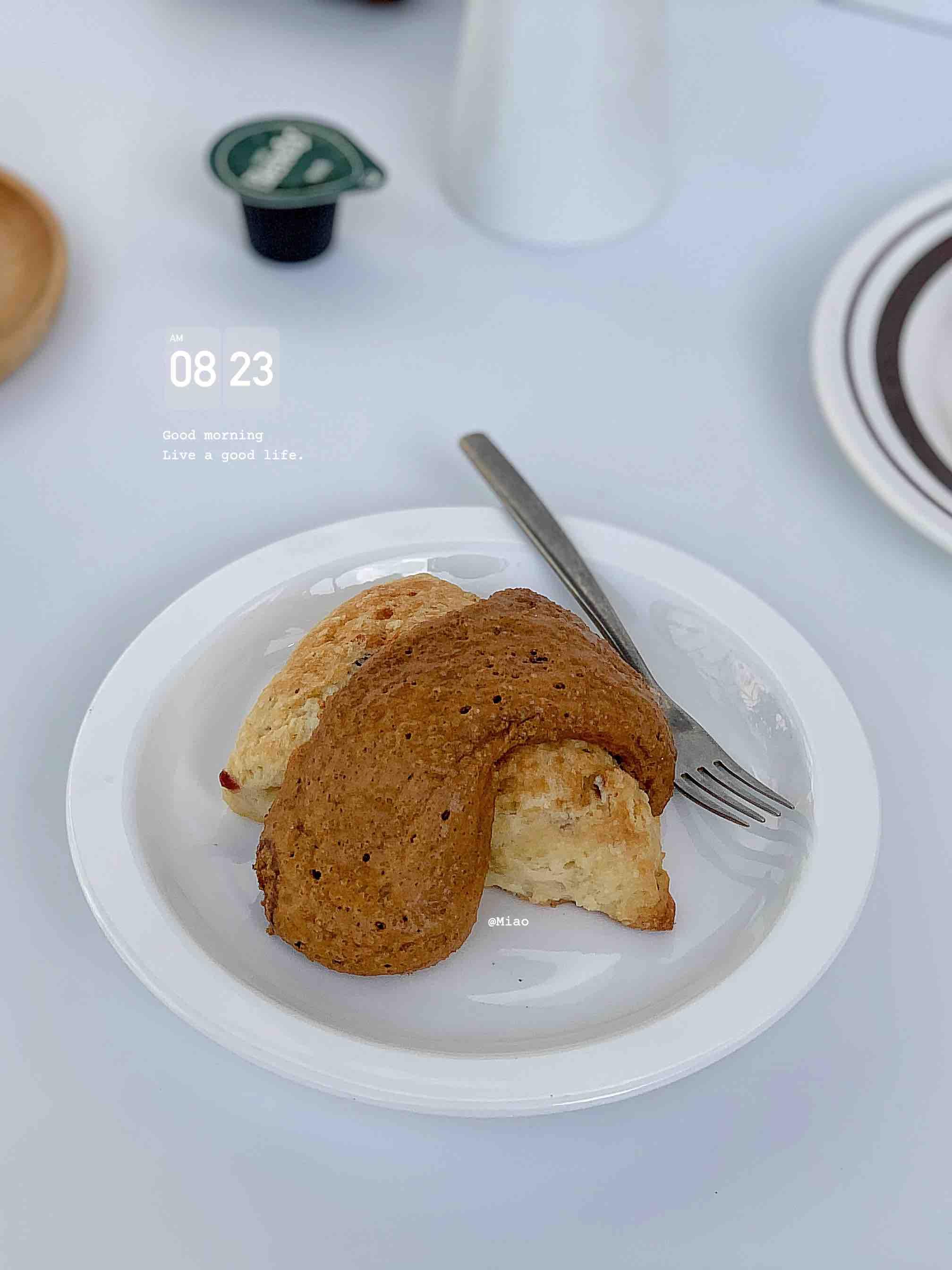 焦糖司康饼