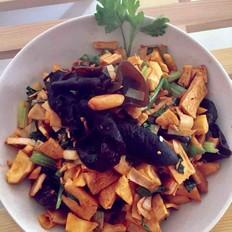 五香长寿菜