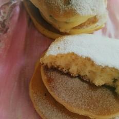 榴莲海苔松饼