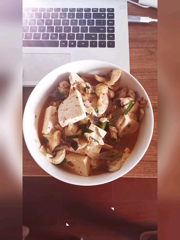 家常豆腐鱼