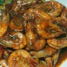 私房茄汁对虾
