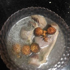 春砂仁煲鸭肾汤