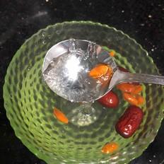 冰糖拉丝红枣枸杞雪燕