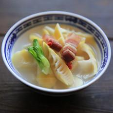 【童妈菜谱】腌笃鲜