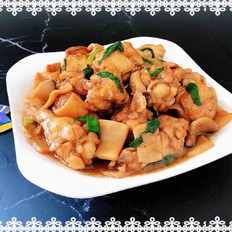 台式黄酒焖鸡(米饭杀手)