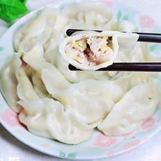 东北酸菜猪肉饺子(懒人快手版)