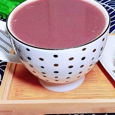 黑米薏米红豆豆浆 | 祛湿补血