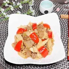五花肉杏鲍菇(10分钟快手菜)