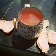西柚乌龙茶