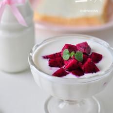 一键式原味酸奶的做法